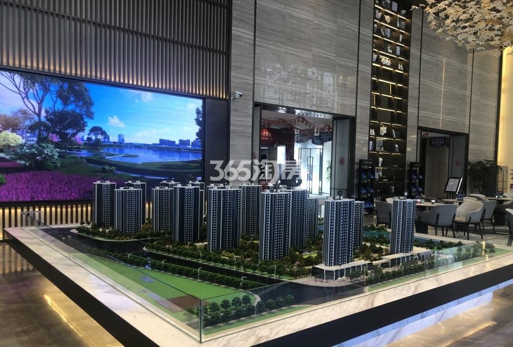 空港新都孔雀城实景图