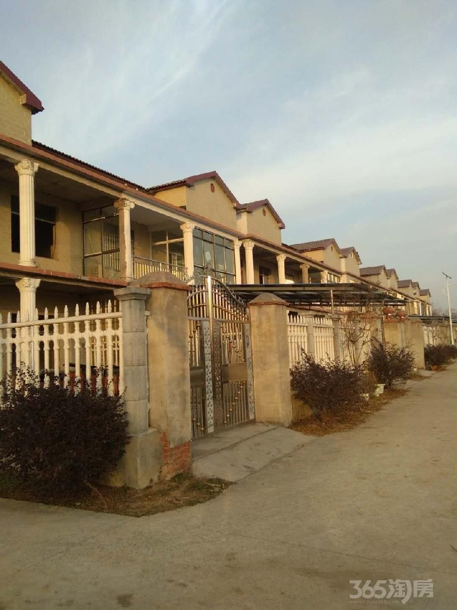 复兴别墅4室3厅3卫205平米2015年产权房毛坯