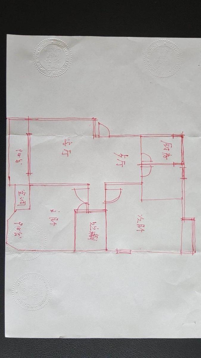 美丽嘉园2室2厅1卫90.34平米简装产权房2002年建