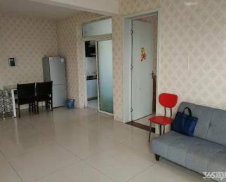 国建香榭水都2室2厅1卫80�O整租精装