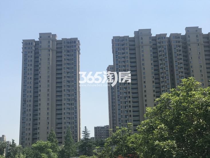 中电颐和府邸实景图(05.17)
