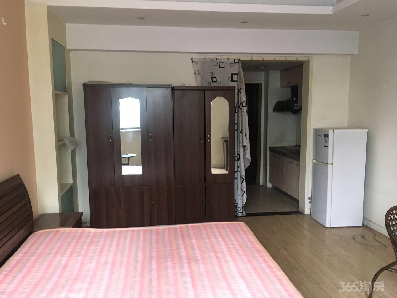 长江长单身公寓1室1厅1卫46㎡整租精装
