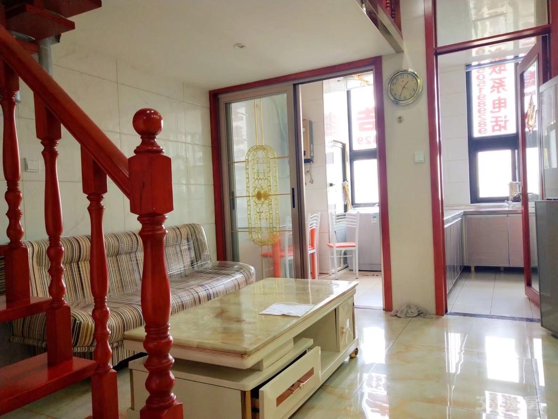 吾悦广场23幢1室1厅1卫50平米整租精装