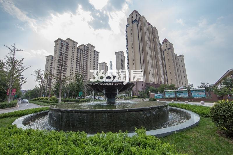 天津华侨城实景图