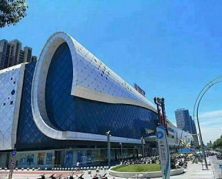 万达公馆47.17平米2015年可注册公司精装