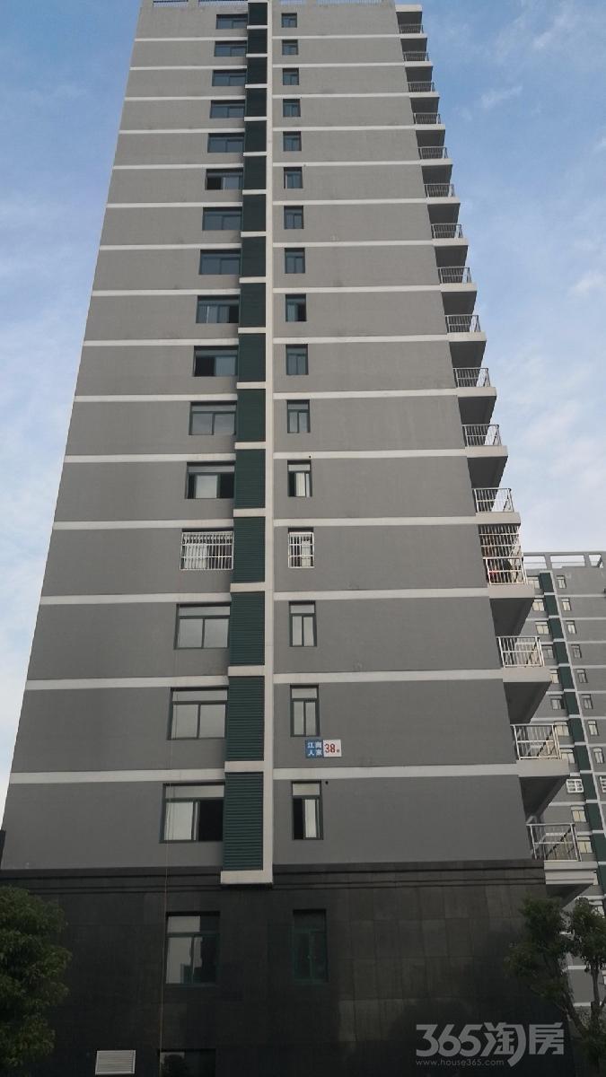 江南人家2室2厅1卫104平米2017年使用权房毛坯