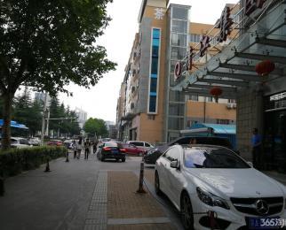 升龙天汇 一楼优质商铺6.1米挑高 停车位 高端社区 独立门