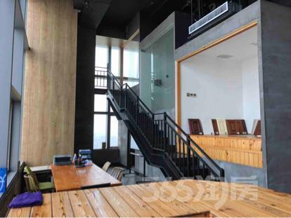 苏宁慧谷5.8米96平米挑高精装 13万一年的低价精装