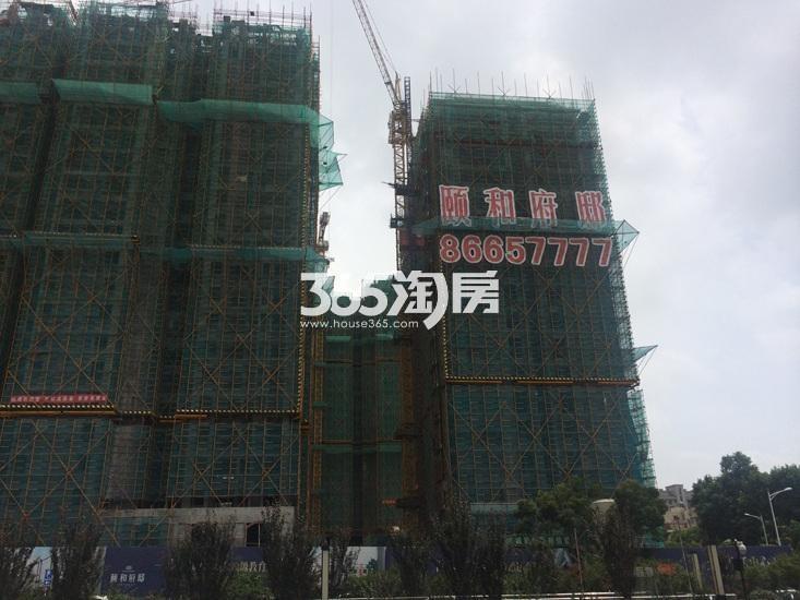 中电颐和府邸项目实景图(07.12)