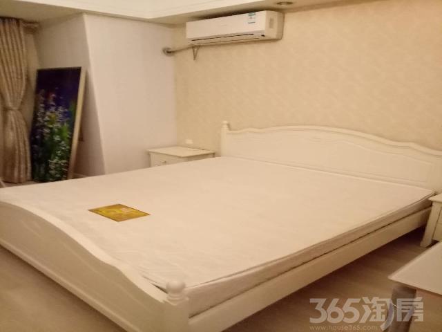 万达公寓1室1厅1卫39�O整租精装