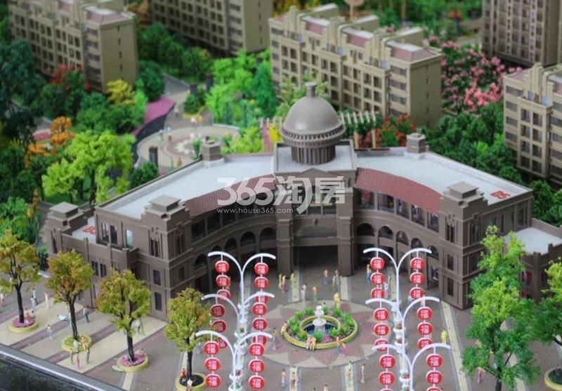 奥青城实景图