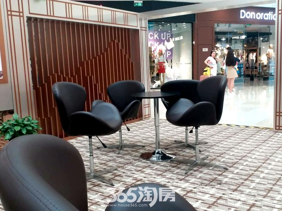 伟星公园天下万达广场城市展厅(2018.5摄)