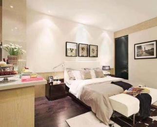 德基世贸 精装单室套 元通地铁口 家具齐全 高级公寓 随时
