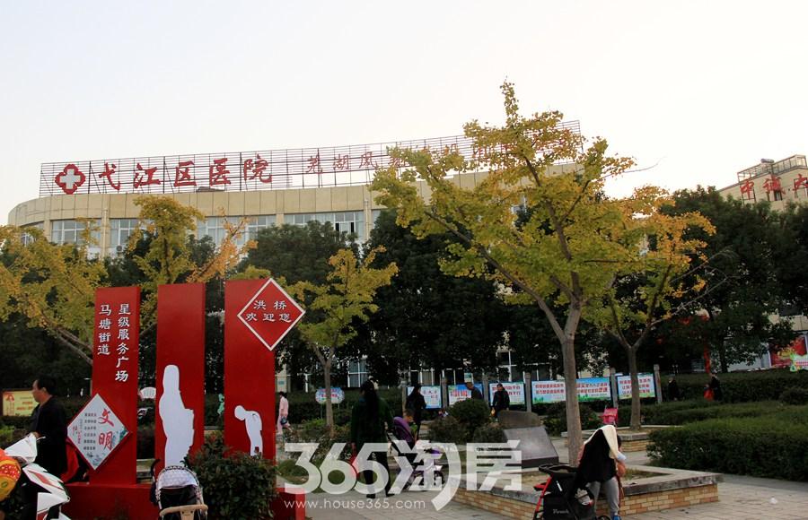 云谷科技园地处弋江区商业核心区|周边配套齐全|图