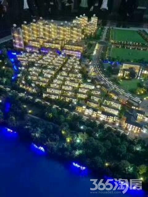 新江北孔雀城4室3厅4卫182平米2016年产权房毛坯