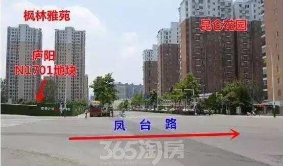 上坤海棠四季交通图