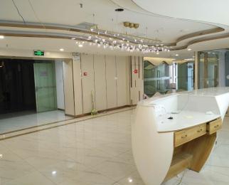 城市名人 精装修 正对电梯口采光和功能划分很好 整形医院
