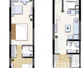阿奎利亚风格城市 美丽2房 置业投资首选 学.区房 通透好采光