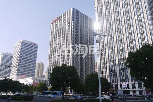 蚌埠凤凰国际实景图