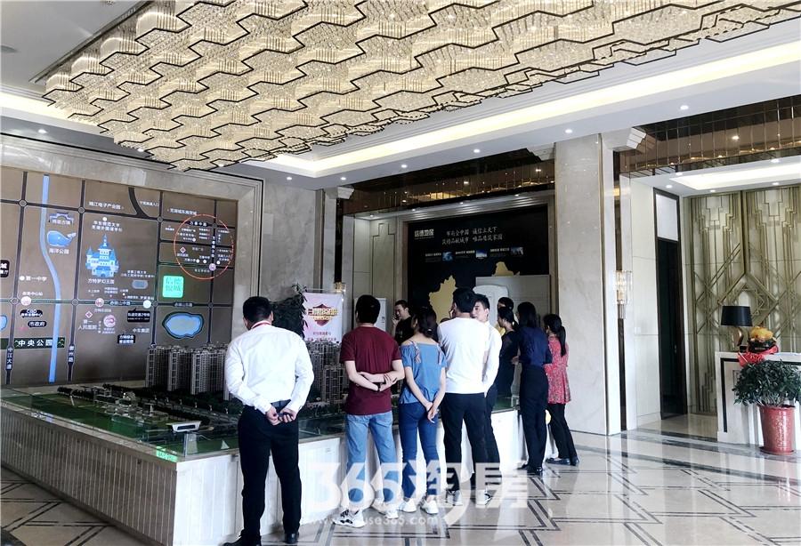 信德悦城|国庆探盘