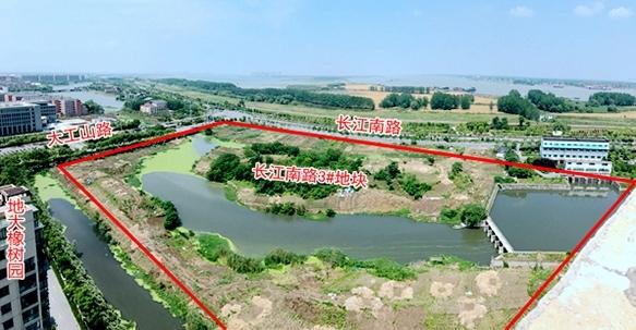 伟星印长江实景图