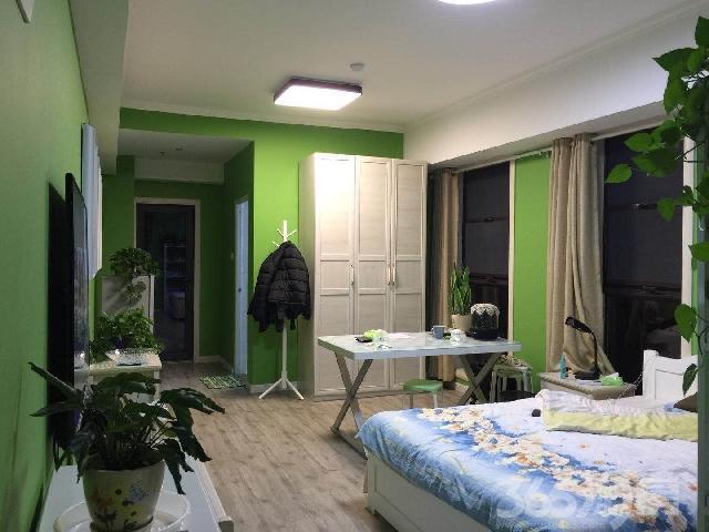 海亮公寓1室1厅1卫49㎡整租精装