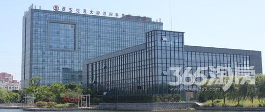 西交大漕湖科技园135�O整租精装