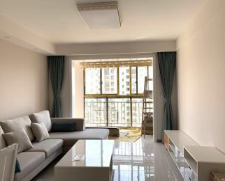 桥北 威尼斯水城 精装两房 全新装修 全新家具 全南户型 随时看