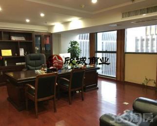 河西万达广场 甲级 拐角户型 全新家具 电梯口 高端大气上