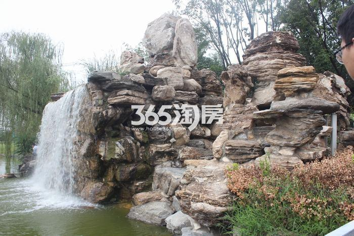 德杰国际城项目园林实景(2017.9.5)