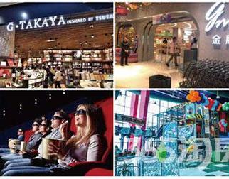 仙林 金鹰二期负一楼 购物百货中心 209平米