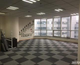 张府园地铁口 福鑫国际大厦 纯写大开间 性价比高 看房联