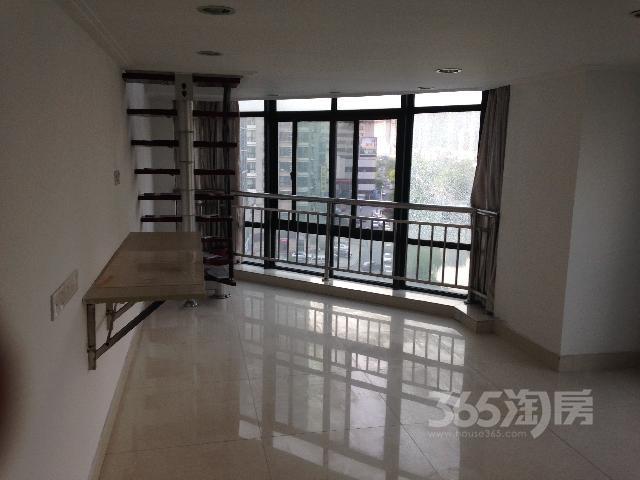 公园大厦北楼挑高二层1室2厅1卫44.00㎡整租精装