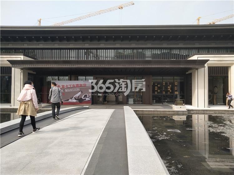 阳光城・麓山悦 售楼部实拍202003