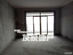凤鸣湖公寓超大通透四室,俯瞰四千亩凤鸣湖景,毛坯自由装修!