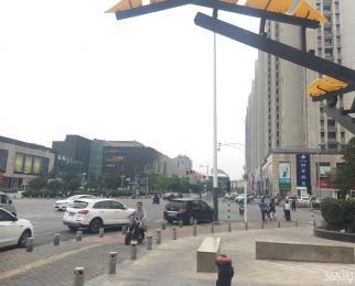 苏宁睿城40平 可餐饮市口好 无转上费 纯一楼 沿街商铺 目前空置