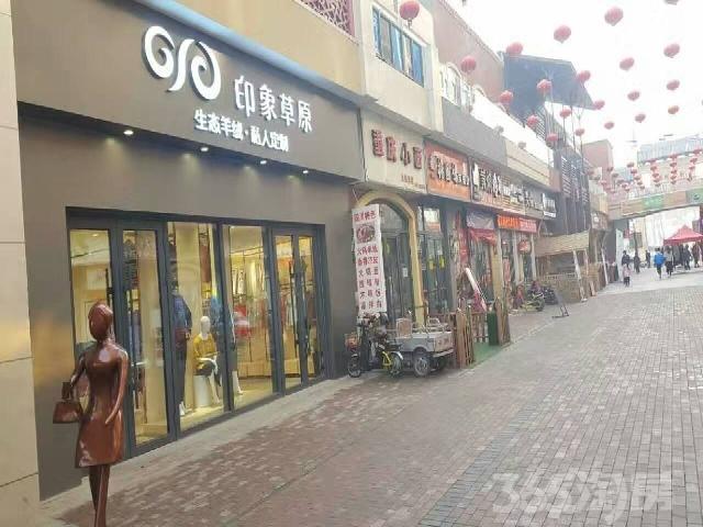 万达金街商铺/千金易得,旺铺难求/可贷款繁华地段