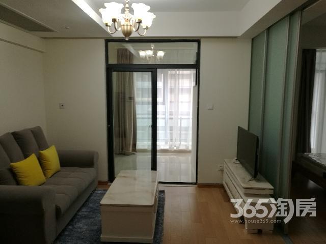 长江国际二期雅园1室1厅1卫63㎡整租精装