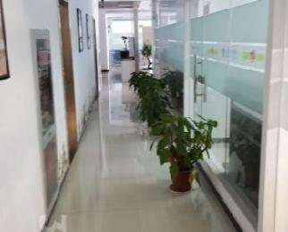 马群科技创业中心210平米整租豪华装