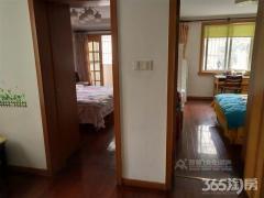 沁园新村2室精装修2楼两房朝南客厅带窗62.39平82万