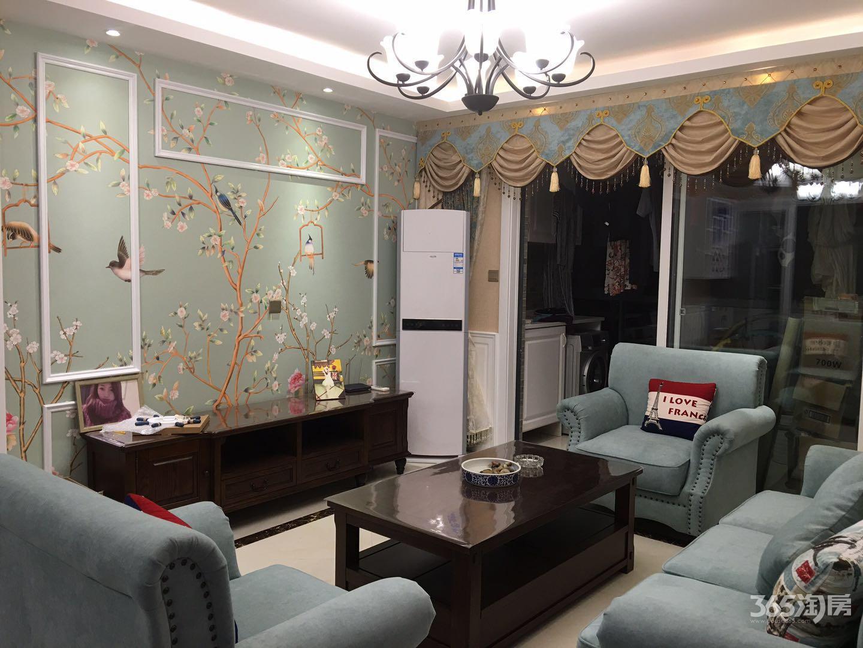 雨荷苑3室2厅2卫108平方产权房精装