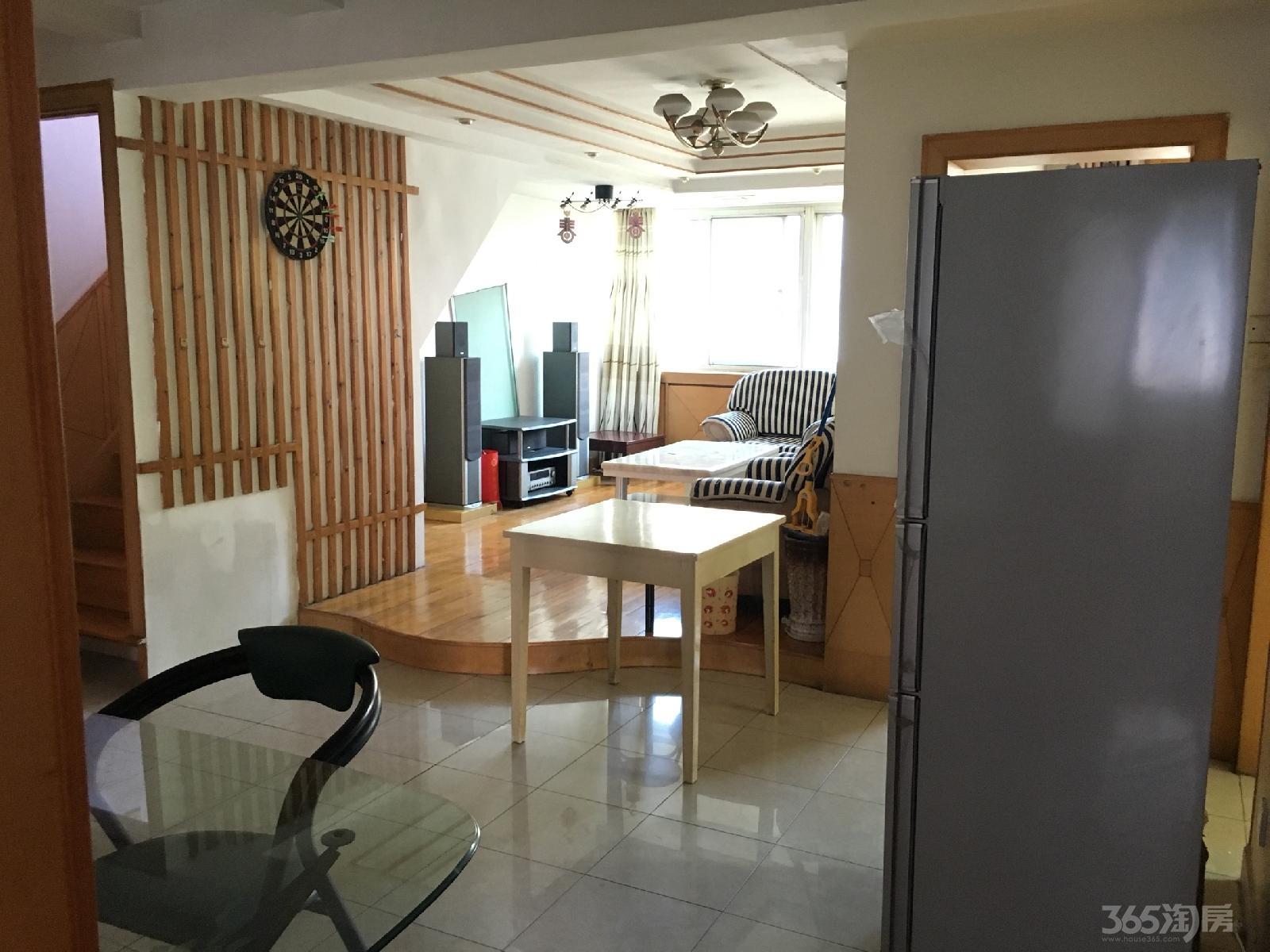 丽光小区4室2厅2卫120平米整租精装