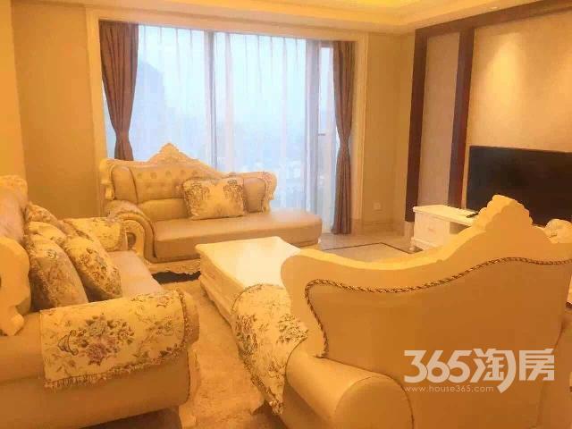 绿城兰园精装3房2厅武林广场杭州大厦市中心带车位