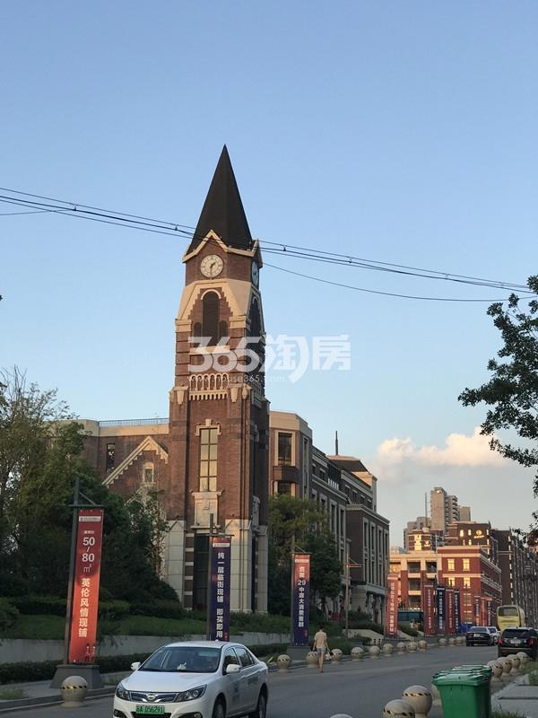 金浦御龙湾项目售楼处实景图(8.20)