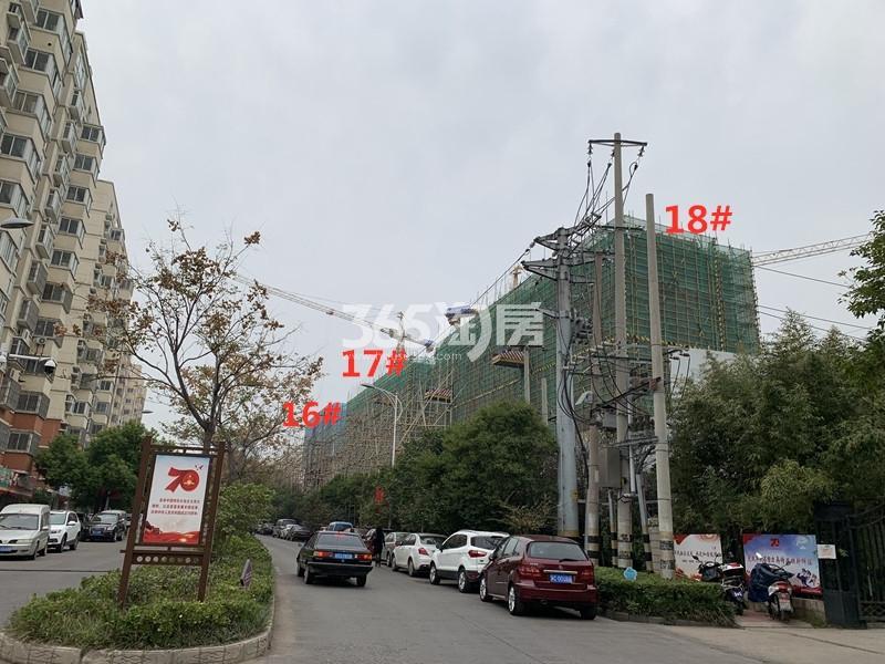 新城玖珑湖实景图