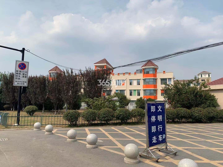 雅居乐雅尊府周边幼儿园配套实景图(10.29)