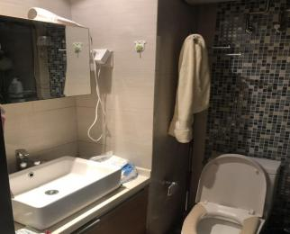 铁心桥大街地铁站 蓝岸公寓 精装民用水电 素质住户