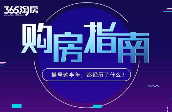 买房指南|杭州摇号这半年,都经历了什么?