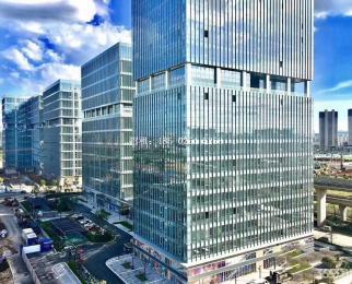 四线地铁 繁华CBD 南站绿地之窗800平精装现房