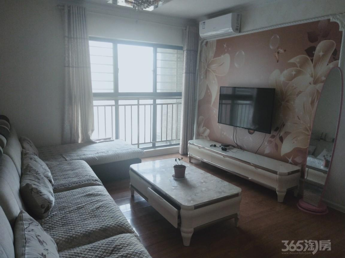 天朗御湖3室2厅1卫99平米整租中装